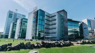 Kuopio's KPY Novapolis Microkatu, the location of the first G Innovation Lab