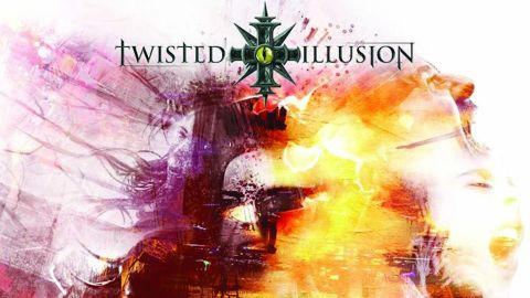 Twisted Illusion - Insight To The Mind Of A Million Faces album artwork