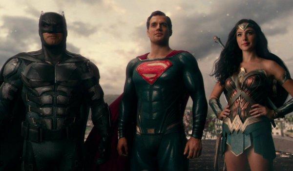 Justice League dc trinity batman superman wonder woman