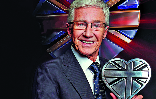 Paul O'Grady hosts the NHS Heroes Awards, which is being shown on Monday 21st May
