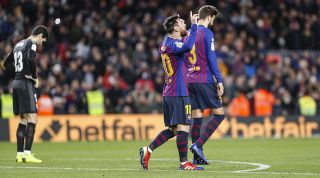Lionel Messi Eibar