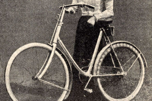 Aluminium Bikes Are The Future In 1942 Cycling Weekly