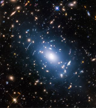 galaxy cluster Abell S1063