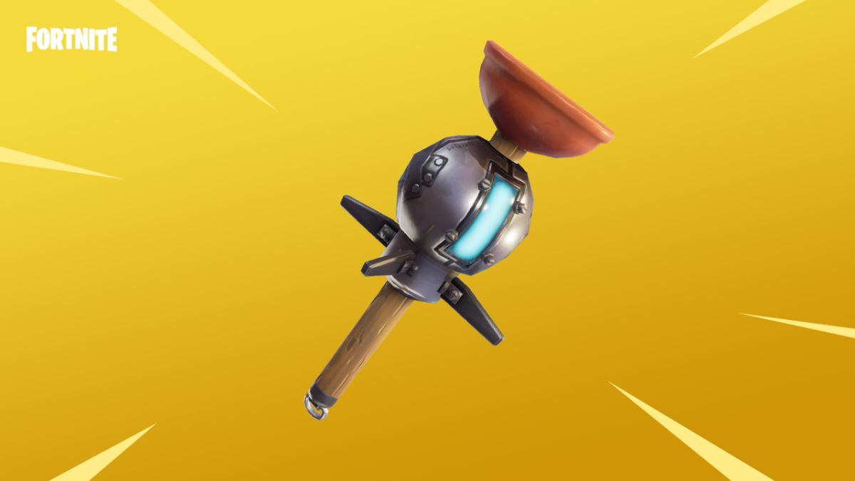 Last Fortnite Battle Royale Season 3 patch introduces the sticky bomb and finally makes the minigun worth using