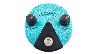 Best Mini-Pedals for Guitarists: Dunlop FFM3 Jimi Hendrix Fuzz Face Mini Distortion