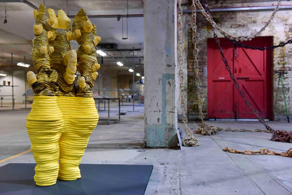 Celebrate British Ceramics at the Biennial