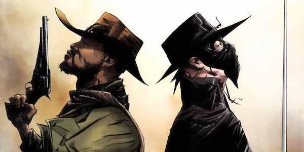Django/Zorro Dynamite Entertainment comic book