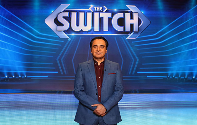 The Switch Sanjeev Bhaskar host