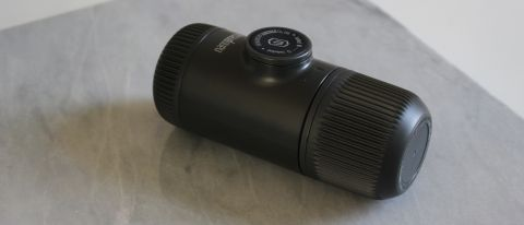 A photo of the Wacaco Nanopresso