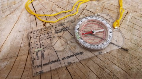 Alpkit Williams Expedition Compass