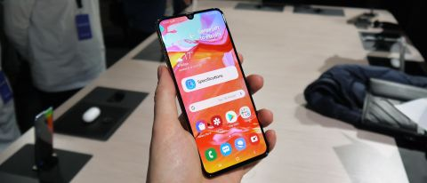 Hands on: Samsung Galaxy A70 review | TechRadar
