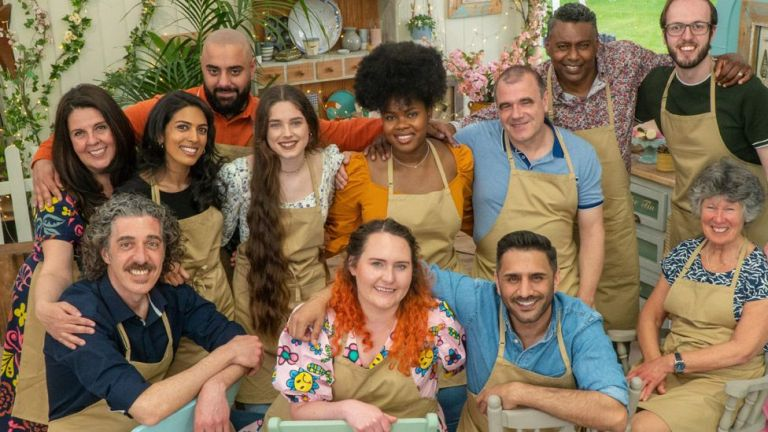 Bakers for 2021's Great British Bake Off