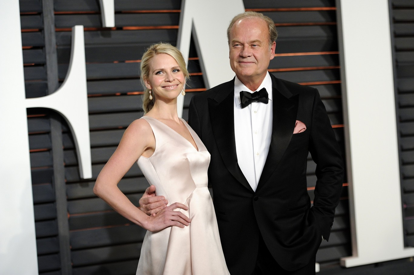 Kelsey Grammer and his wife Kayte Walsh