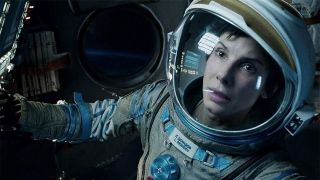 An image from Gravity - one of the best thrillers on Netflix