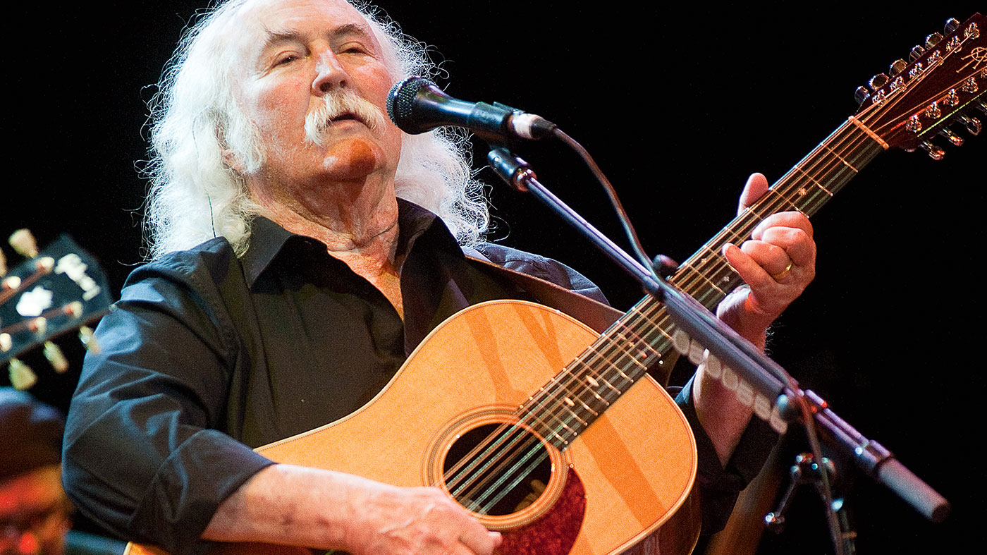 "David Crosby: ""Dying is part of life. I'm at the end of my life, so I have to look at it"""
