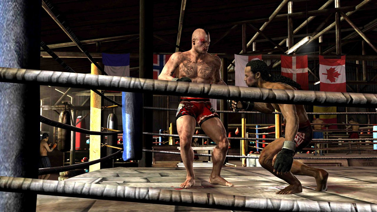 Supremacy MMA Takedown And Submission Screenshots Released #18587