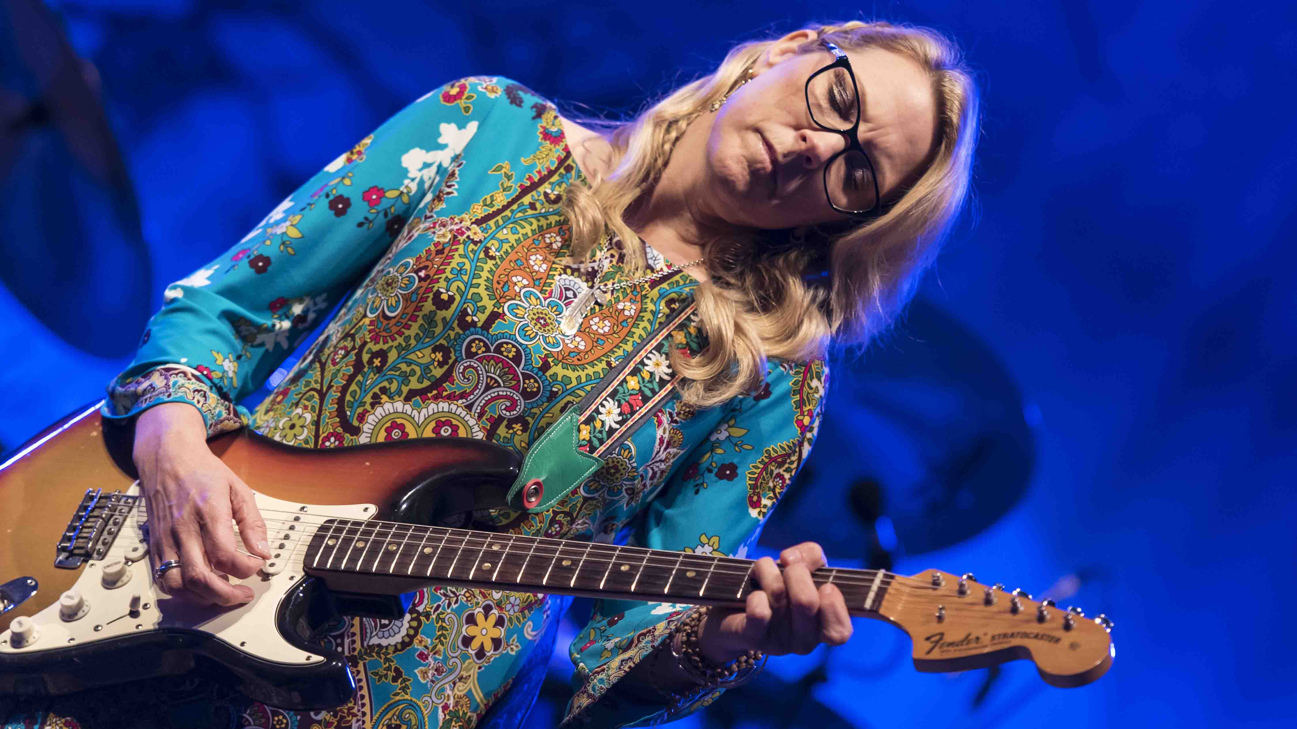 15 inspirational guitarists (who happen to be women