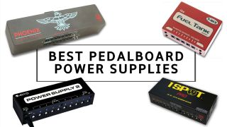 The 10 best pedalboard power supplies 2020: overhaul your pedals with our recommended power supplies