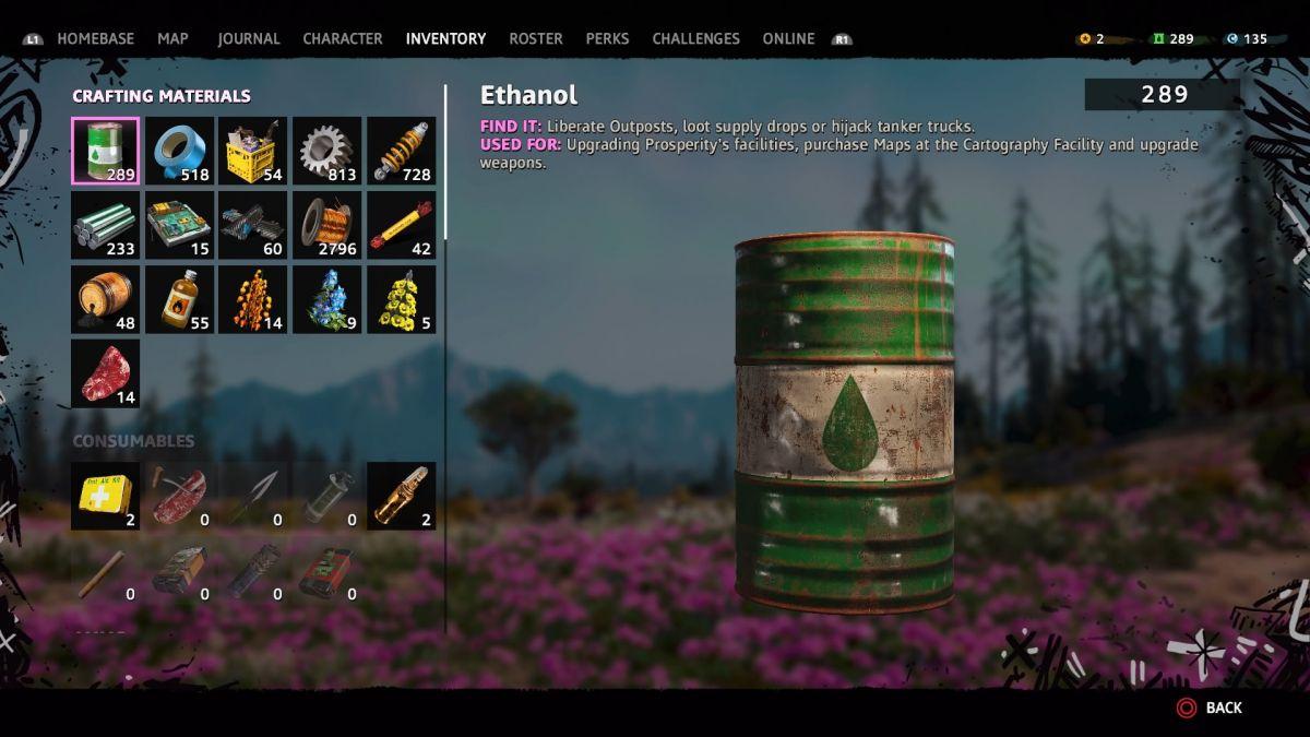 How To Earn Ethanol Quickly In Far Cry New Dawn Gamesradar