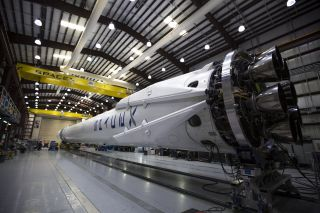 SpaceX's Falcon 9 Rocket and Dragon Capsule