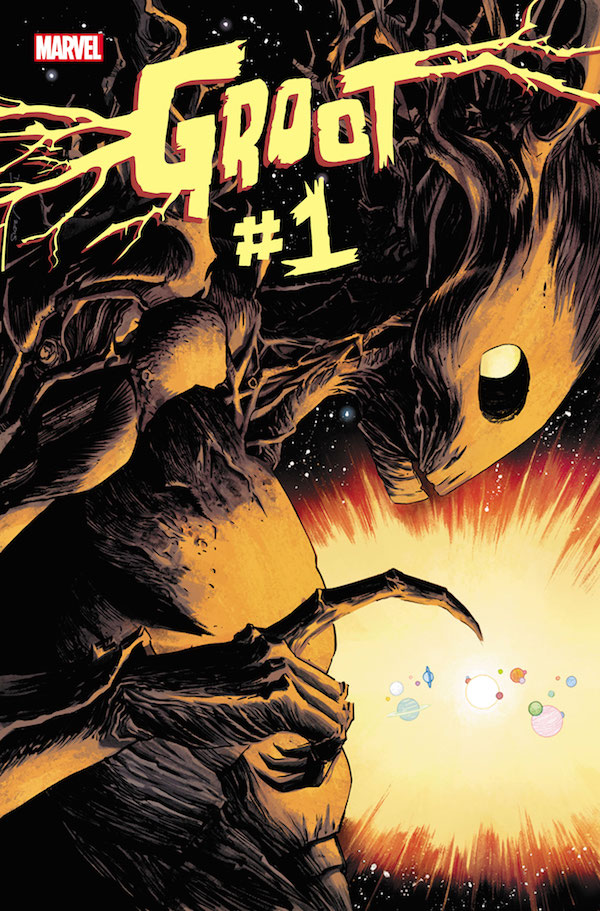 Groot's Latest Adventure Will Separate Him From Rocket Raccoon #32786