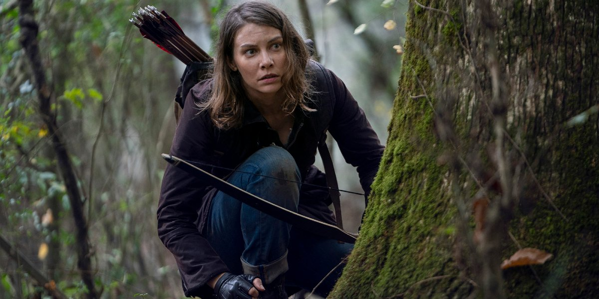 Lauren Cohan on The Walking Dead