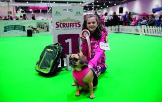 Away from the world of the perfect pedigree pooches of Crufts is Scruffts, a competition that celebrates the everyday family pets we love...