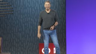 Larry Ellison, CTO and Chairman of Oracle