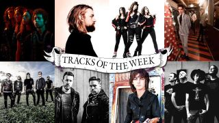 You want new music? Like, really GOOD new music? Classic Rock's Tracks Of The Week is here to help...