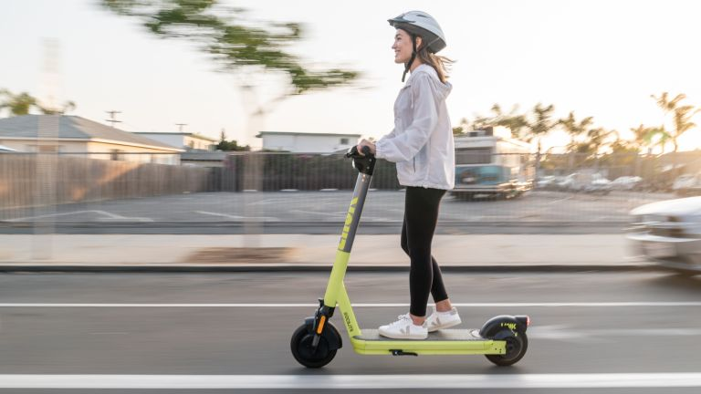 Link electric scooter