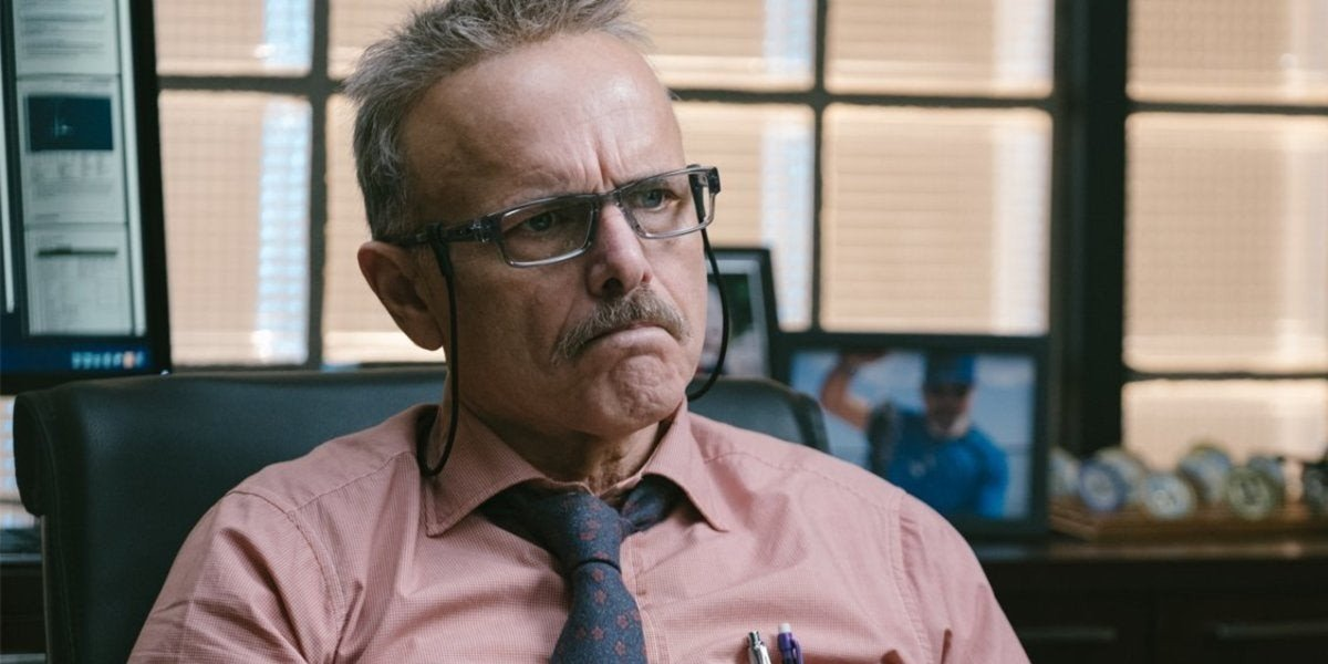 Joe Pantoliano as Captain Conrad Howard in Bad Boys for Life (2020)