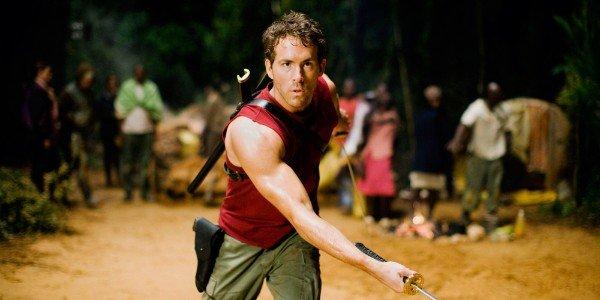 Ryan Reynolds - X-Men Origins: Wolverine