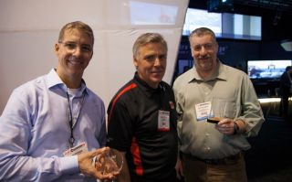 projectiondesign Wins Four Awards at InfoComm