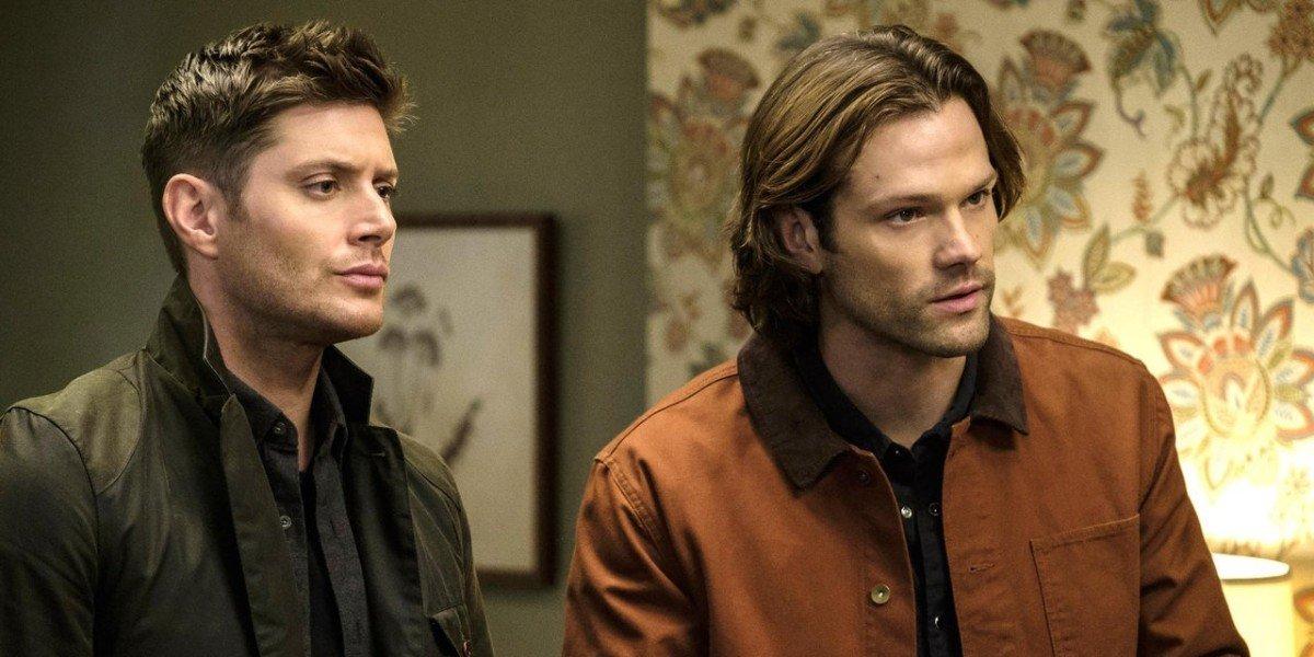Jensen Ackles, Jared Padalecki - Supernatural