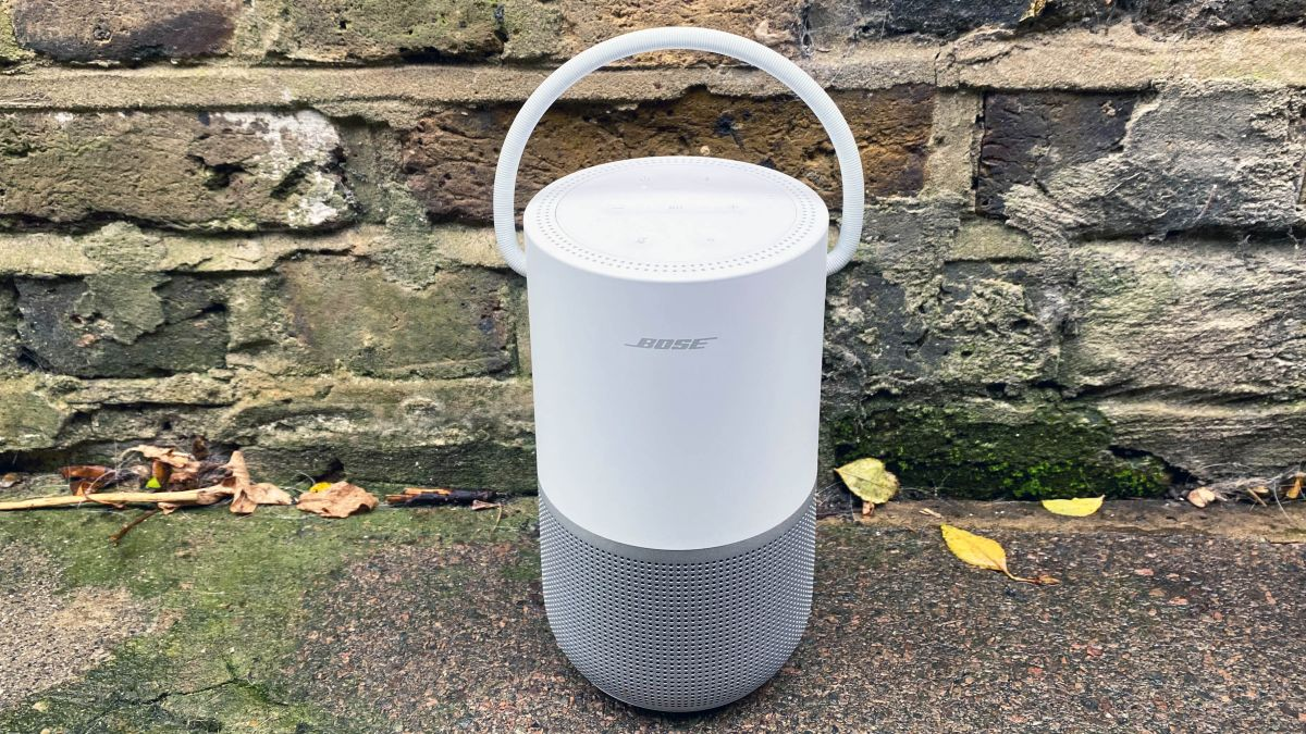 Bose Portable Home Speaker review