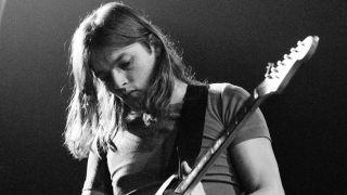 Pink Floyd - David Gilmour, 1971 - KB Hallen, Copenhagen, Denmark