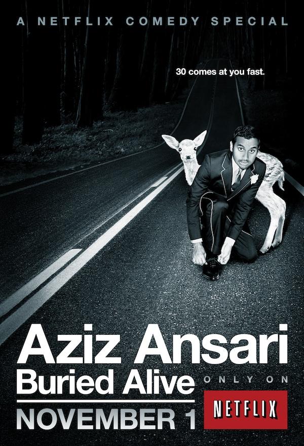Aziz poster