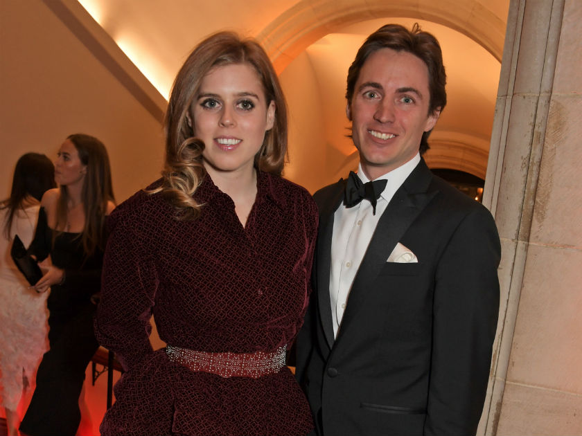 Princess Beatrice - cover
