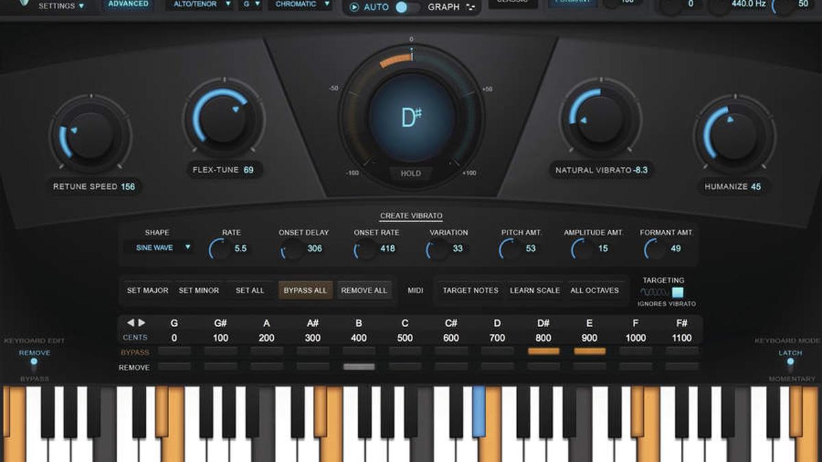Antares Auto-Tune Pro review | MusicRadar