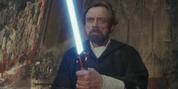 Mark Hamill is NOT the Last Jedi