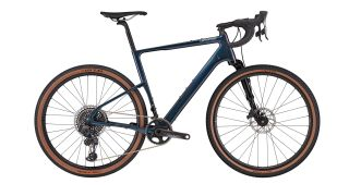 Topstone Lefty is a dual-suspension gravel grinder