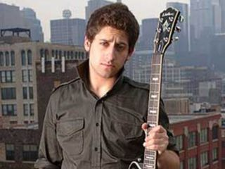 Trohman's a metal god in pop-punk clothing