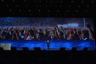 SAP Sapphire crowd