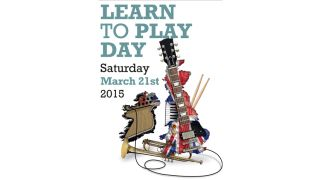 Check out the Learn To Play Day website for details of what's happening near you.