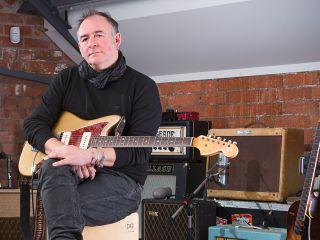 Adrian in his Bristol studio