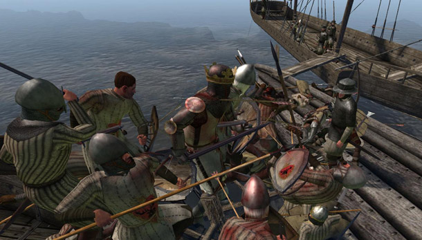 Mod Of The Week A Clash Of Kings For Mount Blade Warband Pc Gamer