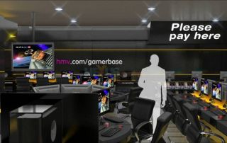 HMV opening new Gamerbase centres in key stores across Britain over the next year