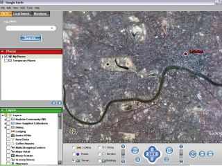 Create maps on Google Earth, then take them with you via Google Earth 2.0 for iPhone