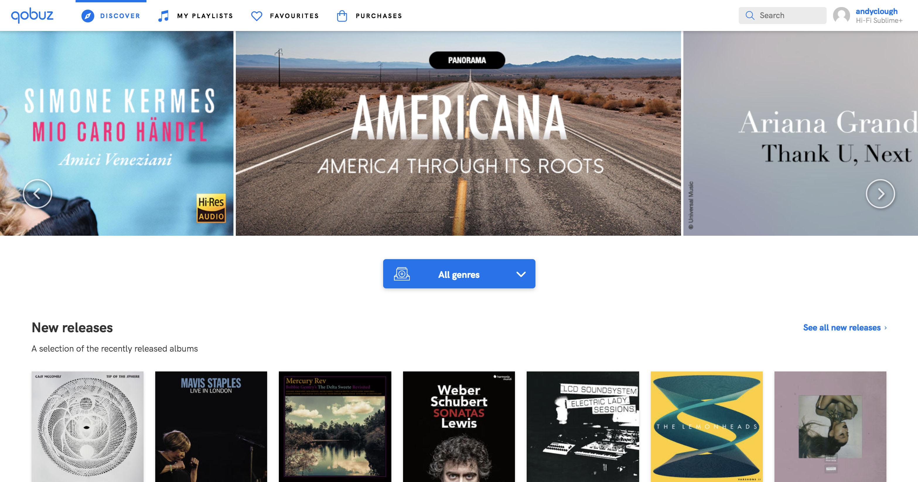 Qobuz hi-res music service makes its US debut | What Hi-Fi?