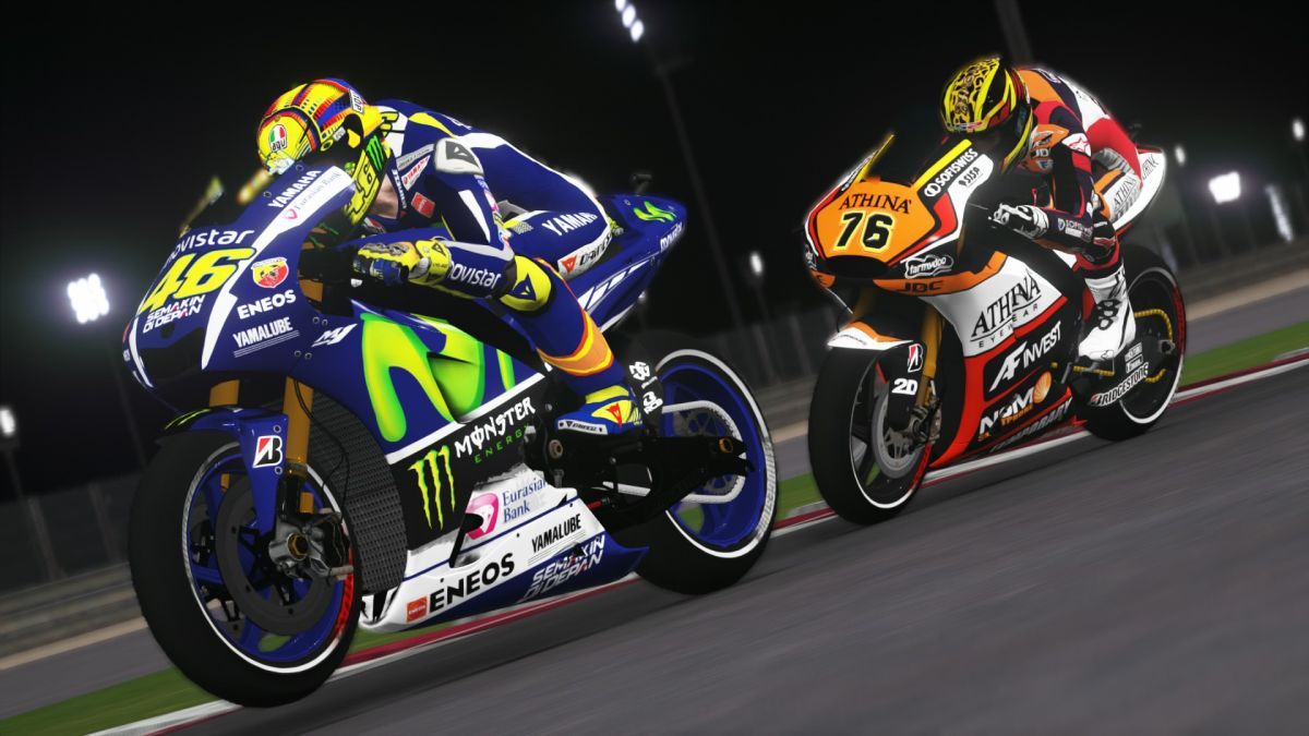 MotoGP 15 review | GamesRadar+